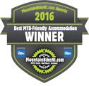 Blessingbourne Estate Mountain Biking NI Award Winner