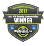 Blessingbourne Estate Mountain Biking NI Award Winner