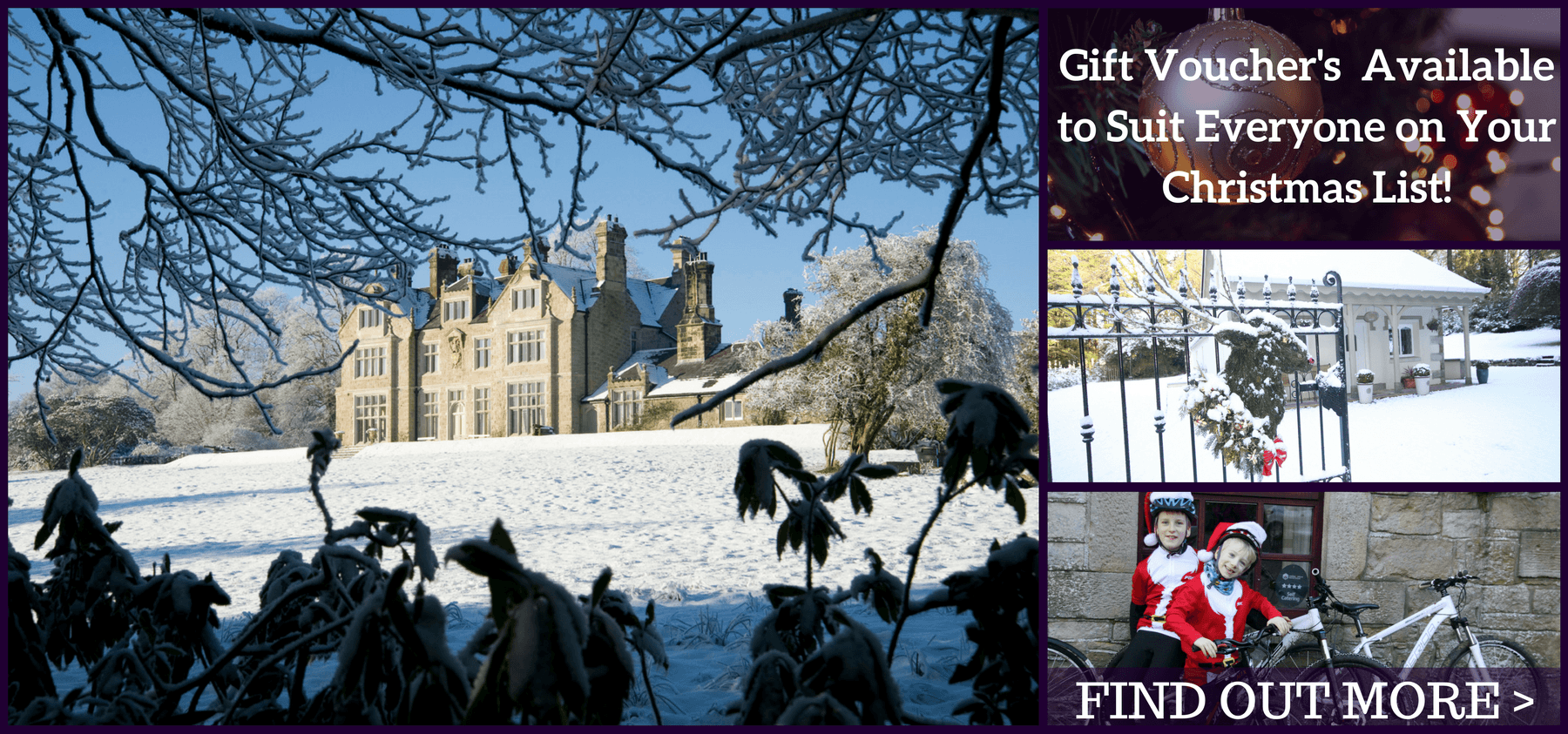 Give The Gift of Blessingbourne Estate