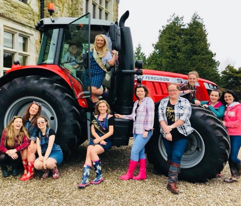 Hen Party Enniskillen Blessingbourne Farm Activities