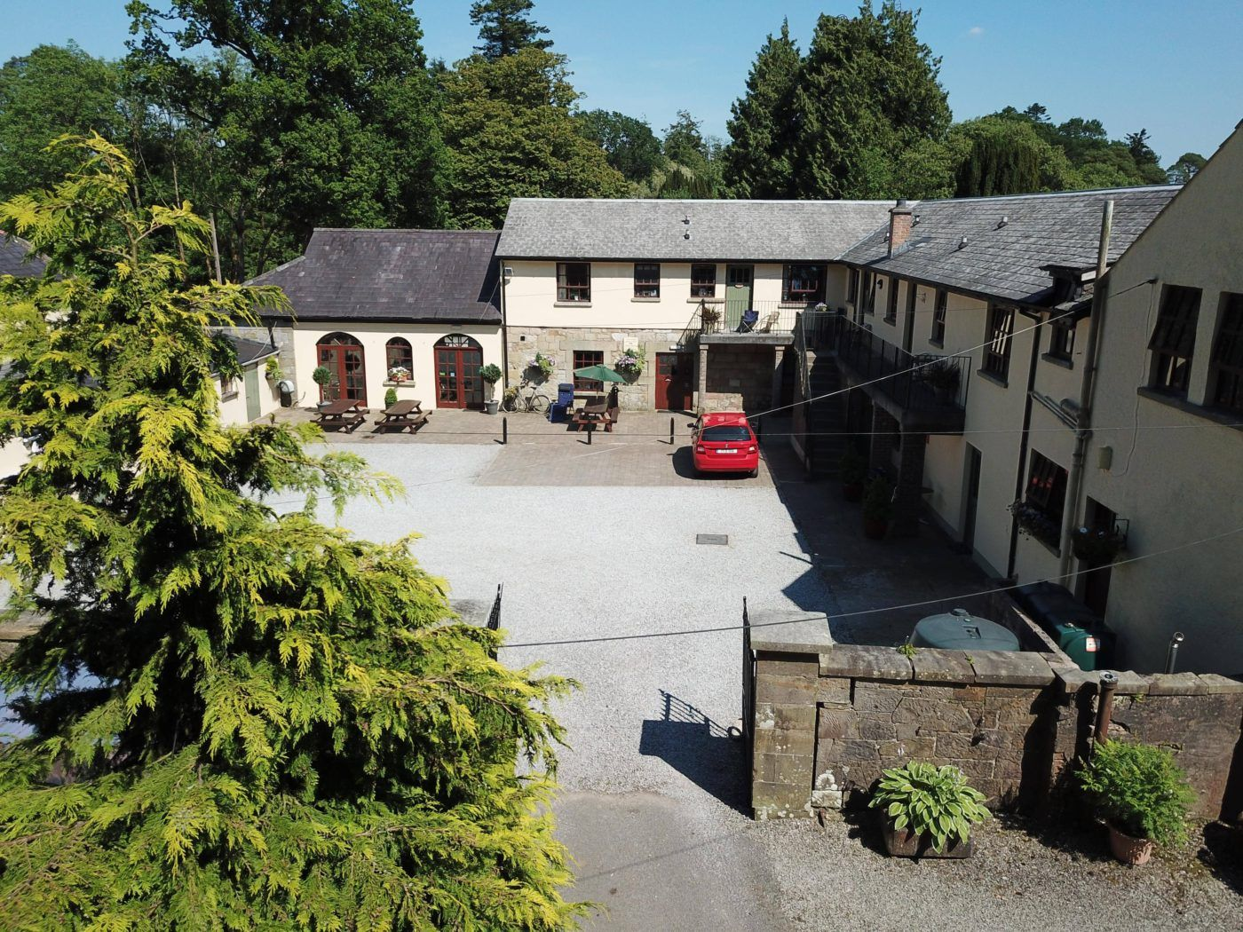 The Courtyard Apartments at Blessingbourne Estate Fivemiletown