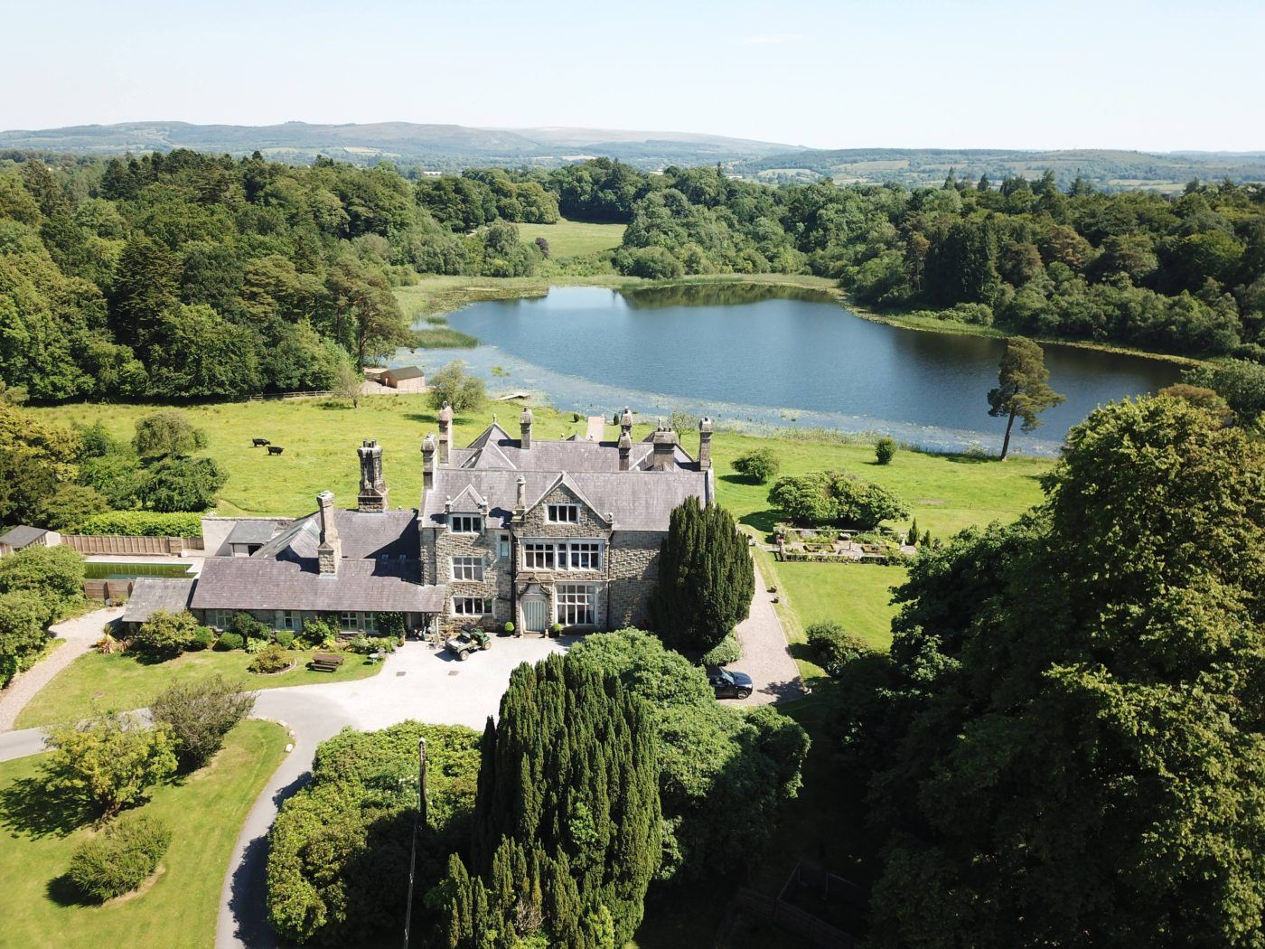 Blessingbourne Country estate Manor House Fivemiletown