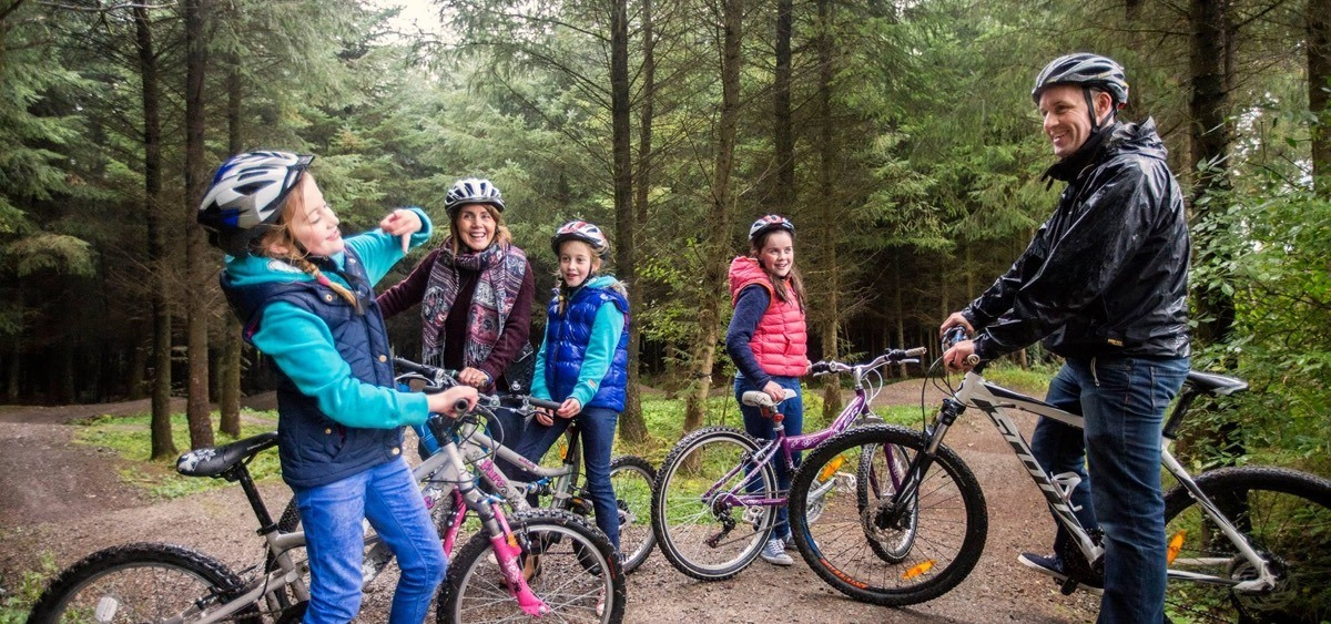 Blessingbourne Mountain Bike Trails